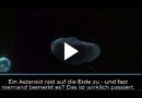 Asteroideneinschlag auf der Erde: Astronomen haben den Feuerball nur zufällig kommen sehen