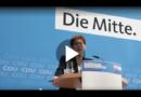 Weidel: Kramp-Karrenbauer spaltet mit Anti-AfD-Kurs die CDU