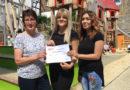 Erdbeerhof Wiegand spendet Erdbeeren für alle Homberger Kindergärten