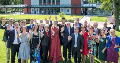 Hessisches Kabinett tagte auf dem 59. Hessentag in Bad Hersfeld