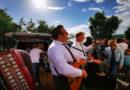 Schönes Sommerfest bei Fieldfare