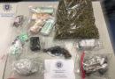 Weiterer Schlag gegen organisierten Drogenhandel am Stern: Drogen, Waffen, Bargeld, umfangreiches Diebesgut und Hehlerware beschlagnahmt