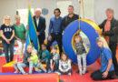 Spende von der Volkswagen-Belegschaft für die Kinder in der KiTa Osterbach