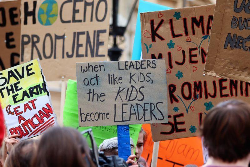 Großes Bündnis mobilisiert für Klimastreik von Fridays for Future