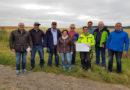 SuedLink: Trassenerkundung von Berge bis Herleshausen