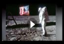 50 Jahre Mondlandung: Darum flatterte die Fahne auf dem Mond