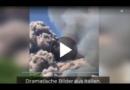 Vulkan Stromboli ausgebrochen – mindestens ein Toter