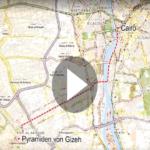 Überteuerte Kamel-Tour zu den Pyramiden von Gizeh