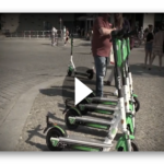 Es war ja abzusehen: E-Scooter – Davor warnt jetzt die Polizei