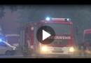 Waldbrand in Mecklenburg-Vorpommern: Hunderte Menschen evakuiert