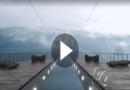 Leben am Abgrund: Konzept für ein Hotel an norwegischer Klippe