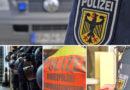 Bundespolizei wegen Demo-Veranstaltungen an Kasseler Bahnhöfen im Einsatz