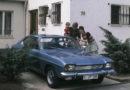 """50 Jahre Capri: Für Ford stehen die """"Classic Days Schloss Dyck"""" im Zeichen des legendären Volks-Coupés"""