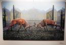 Sagenumwoben: Neue Ausstellung des Künstlers Bastron in Korbach