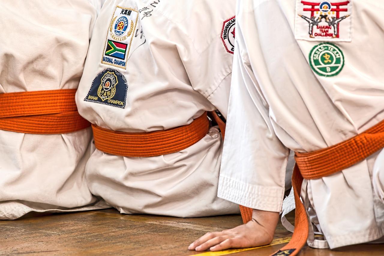 Karate macht Senioren glücklich