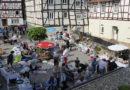 Flohmarkt Melsungen am Sonntag, 28. Juli 2019