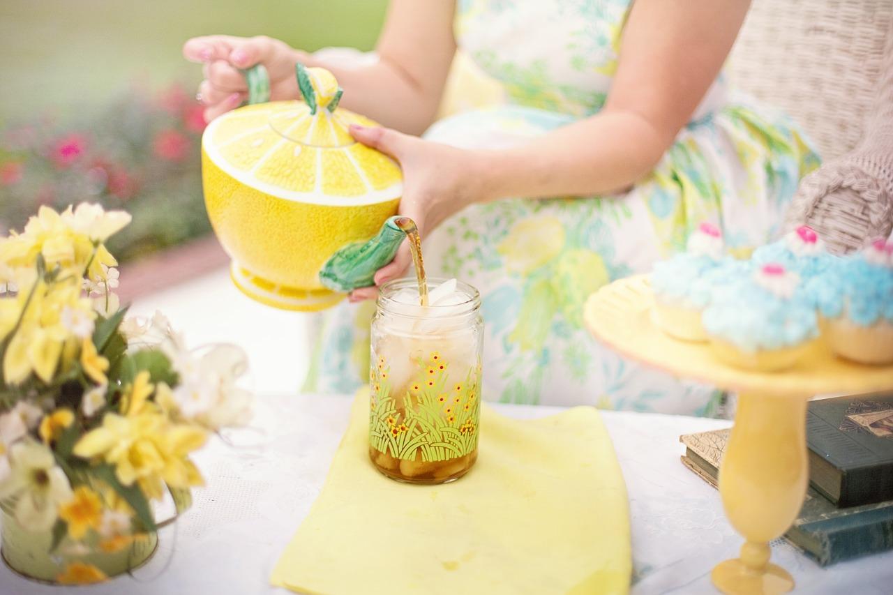 Purer Genuss und ruckzuck fertig: selbstgemachter Eistee kann so einfach sein – Tee zieht immer