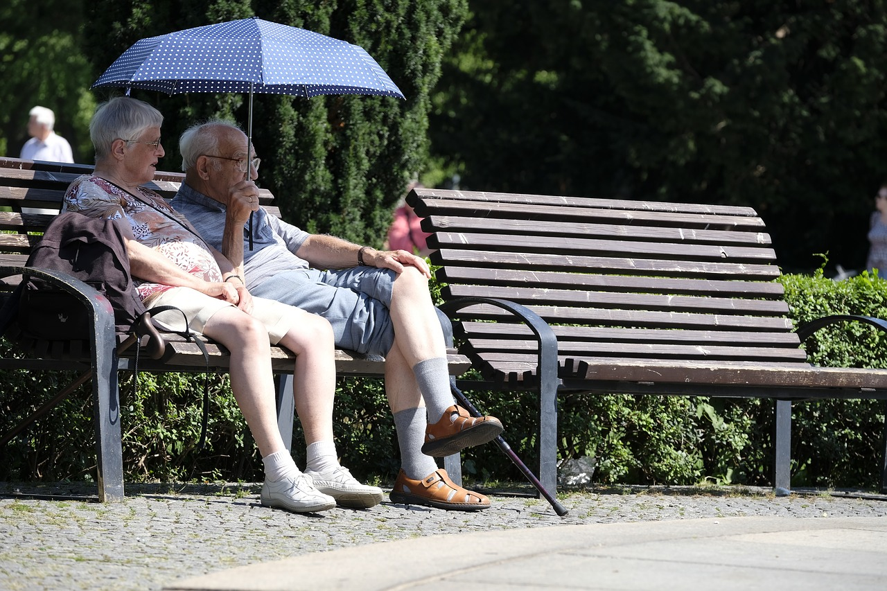 Die RAF-Rentner und die Rentenlücke