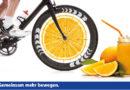 Erst in die Pedale treten, dann genießen: NVV-Smoothie-Bike bringt Spaß, Fitness und Erfrischung an den Edersee