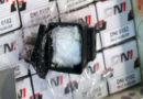 Zoll am Frankfurter Flughafen stellt 312 Gramm Kokain in Stromsteckern fest