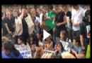 Thunberg streikt mit New Yorker Jugendlichen für das Klima