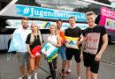 Deutsches Jugendherbergswerk steuert mit der ersten fahrenden Jugendherberge der Welt auf neuen Wegen