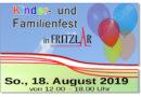Kinder- und Familienfest 2019 in Fritzlar
