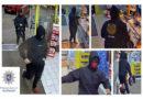 Überfall auf Tankstelle in Eisenschmiede im März: Polizei veröffentlicht Täterfotos aus Überwachungskamera