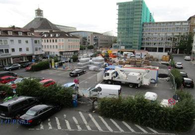 Was ist eigentlich am Kasseler Karlsplatz los?