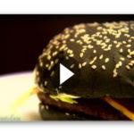 Schwarzes Essen: Der neue Trend