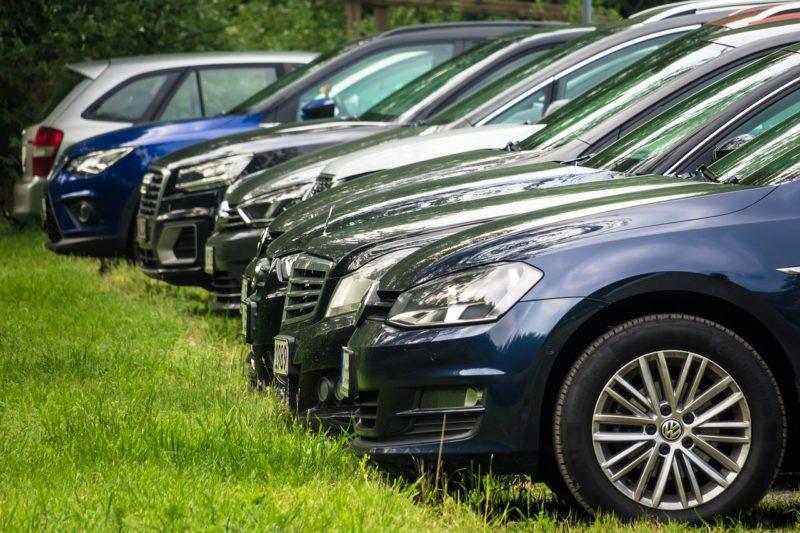 Welches Auto wurde am meisten zugelassen im August?