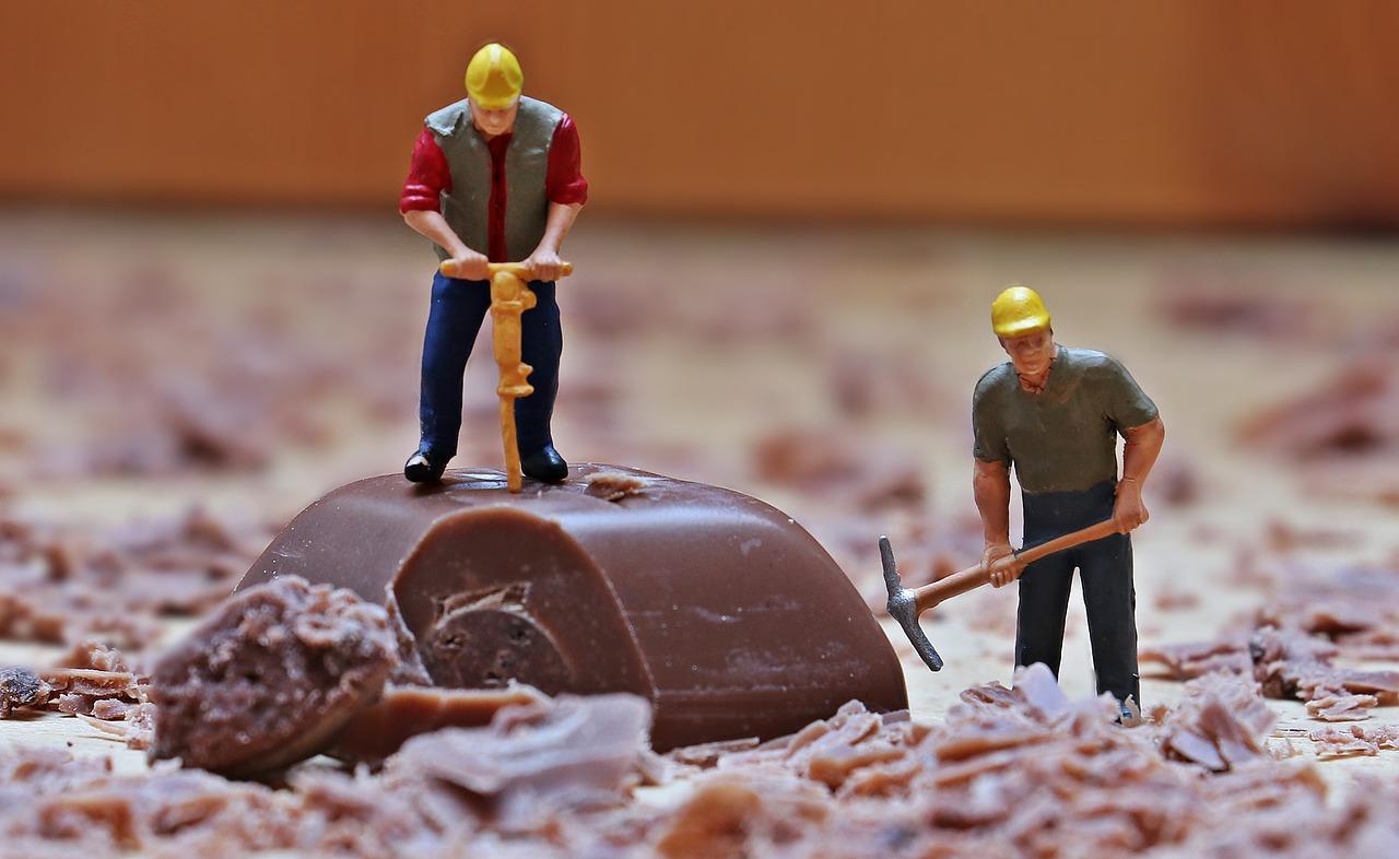 Arbeitsunfälle in der Bauwirtschaft leicht gestiegen, Hautkrebs häufigste Berufskrankheit