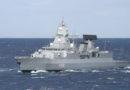 """Die Fregatte """"Hamburg"""" verlässt Wilhelmshaven in Richtung Ägäis"""