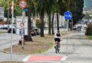 Mehr Fläche für Fußgänger und Radfahrer am Steinweg