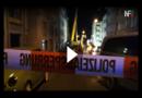 Stuttgart: Gehweg sackt ein –  Kran stürzt auf Wohnhaus