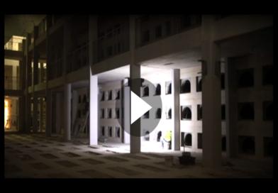 Mit Fahrstuhl ans Grab: Unterirdischer Friedhof in Jerusalem