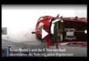 US-Crashtests bei Elektroautos: Tesla und Audi vorn mit dabei