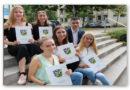 Viele Wege offen – Sieben Inspektorenanwärterinnen und Inspektorenanwärter starten in Ausbildung und Studium beim Landkreis Kassel
