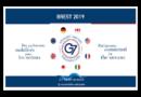 Parlamentspräsidenten der G7-Staaten tagen im französischen Brest