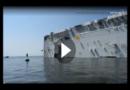 200 Meter langes Frachtschiff vor Georgia gekentert