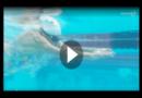 Wie ein Fisch im Wasser: 97-jährige Schwimmerin geht noch nicht in Rente