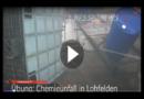 Übung: Chemieunfall in Lohfelden bei Kassel