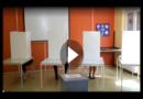 Brandenburgs Ministerpräsident Woidke zeigt sich bei Stimmabgabe optimistisch