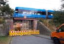 Nach Lkw-Unfall gesperrte Tramstrecke im Lossetal: Fahrbetrieb der Linie 4 beginnt wieder am 14. Oktober