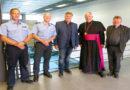 Bischofsbesuch in der JVA Hünfeld