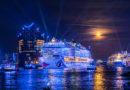 Die Große Hamburg Cruise Days Parade: Spektakuläres Highlight auf der Elbe am zweiten Tag des Events