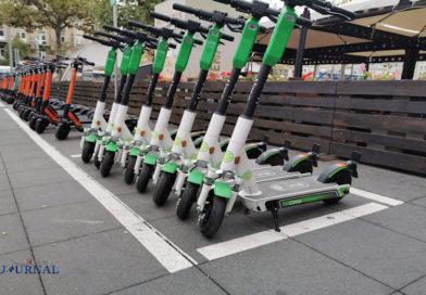 Ein Jahr E-Scooter in Deutschland: Akzeptanz sehr gering
