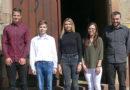 Neue Auszubildende und Praktikanten für die Stadtverwaltung Homberg Efze