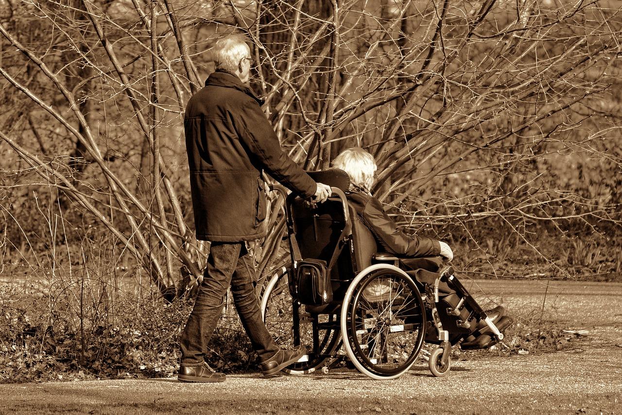 Drei Viertel der Pflegebedürftigen zu Hause versorgt