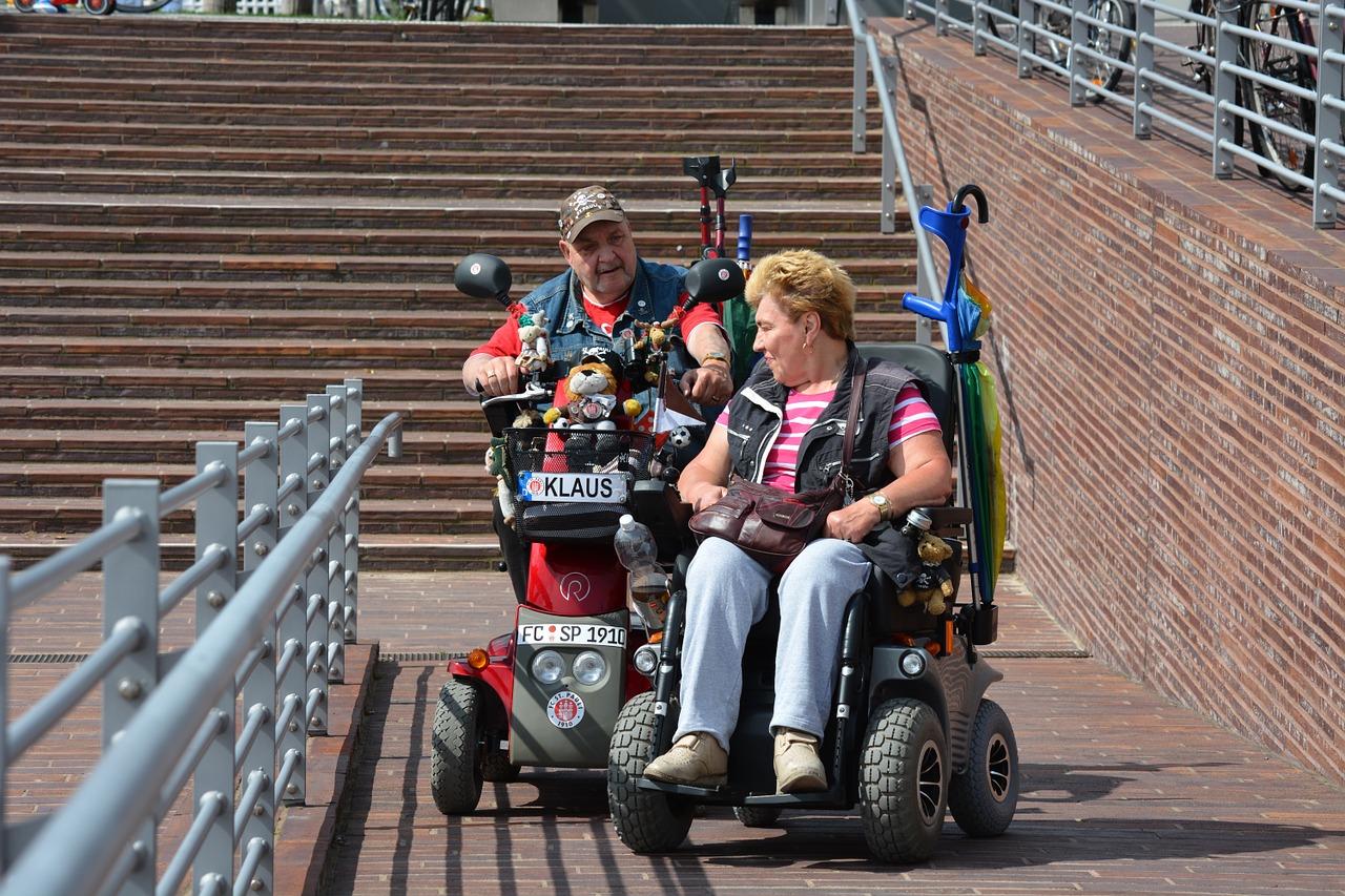 Europäische Mobilitätswoche: Sicher mobil – auch im Alter